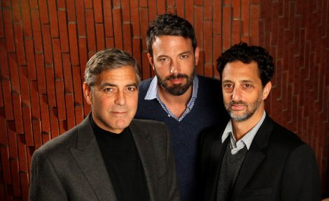 Cloobey, Affleck i Heslov, productors d'ARGO