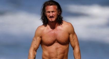 Sean Penn. F**ing Badass.