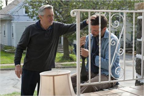 Tendresa entre pare i fill. Serà el tercer Oscar per De Niro?