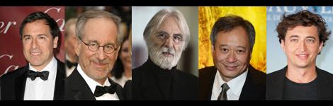 El cinc candidats a millor director. Una cursa passionant.