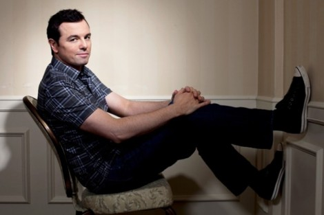 Seth MacFarlane crescut, serà el protagonista absolut de A MILLION WAYS TO DIE IN THE WEST