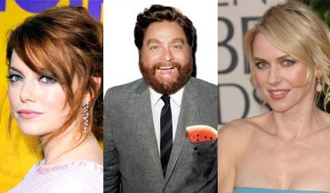 Stone, Galifianakis i Watts completen la cinta d'Iñarritu