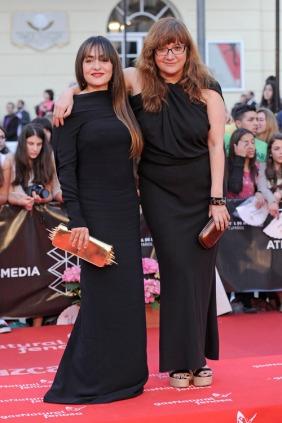 Isabel Coixet ha presentat a Màlaga AYER NO TERMINA NUNCA, que es va estrenar ahir als cinemes, protagonitzada per Javier Cámara i Candela Peña.