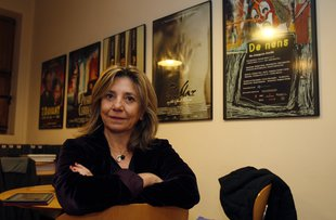 Isona Passola és tambñe productora de DE NENS, de Joaquim Jordà, i EL MAR, d'Agustí Villaronga.