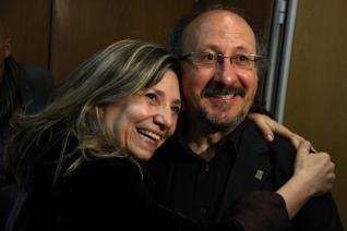 Jordi Rediu s'ha reservat el dret a impugnar el resultat de la votació amb què Isona Passola s'ha convertit en la nova presidenta de l'Acadèmia del Cinema Català.
