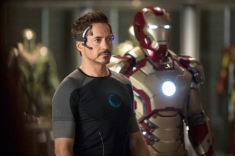 No es tracta de l'armadura, es tracta de Tony Stark.