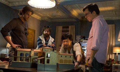 """El senyor Chow es converteix en membre imprescindible de """"la manada""""."""