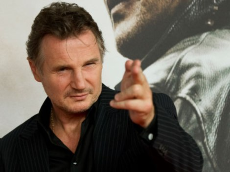 """""""Neeson, ready to kick your ass...again!"""""""