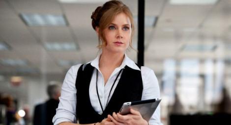 Amy Adams és la millor actriu que ha fet de Lois Lane...però la que ha tingut el pitjor guió.