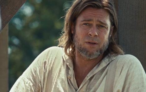 Un dia farem un muntatge recollint tots els dispars looks de Brad Pitt.