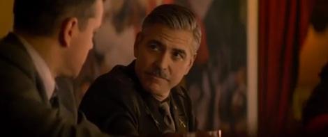 """""""George, vull el teu bigoti""""."""