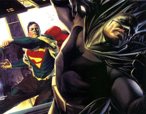El conflicte entre els dos herois serà mostrat.