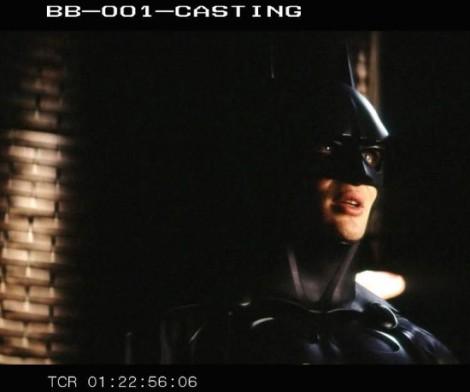 """Murphy hagues estat sens dubte, un Batman amb """"morritos""""."""