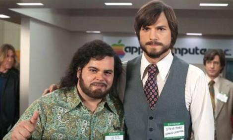 El contrast i la relació entre el dúo original d'Apple, és un dels punts forts de JOBS.