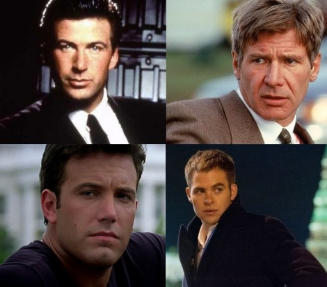 Balwin, Ford, Affleck, Pine: Fins a quatre Jack Ryans ja portem.