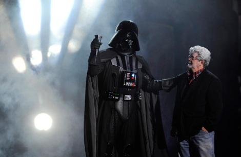 Vader i Lucas, dos figures del passat? Els dos malvats més importants de Star Wars?