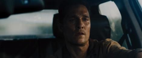 un McConaughey amb llàgrimes als ulls és