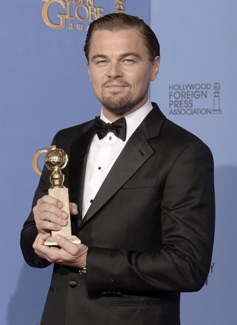 Rebrà DiCaprio el mateix reconeixement de l'acadèmia pel seu gir còmic a EL LOBO DE WALL STREET?