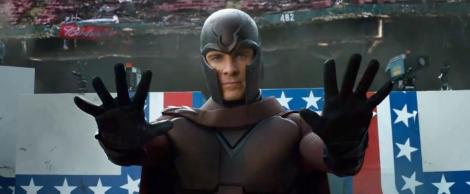 Fassbender/Magneto: Amb tu hi confiem.