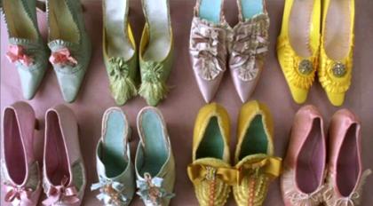 Segur que més que pel príncep Eric, la sireneta de Coppola vol tenir cames per portar sabates així.
