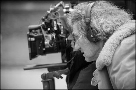 Phillippe Garrel, en ple rodatge de LA JALOUSIE