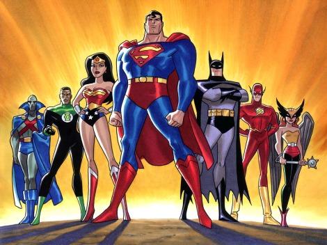 La versió animada més recent de La Lliga de la Justícia. Queda per saber quins membres finals veurem al cinema.