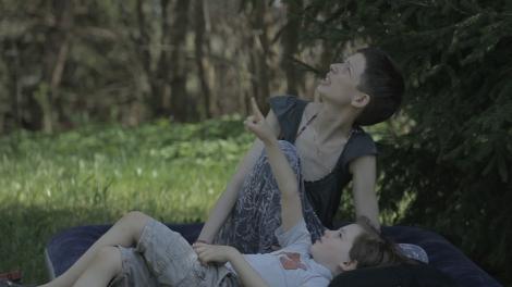 Els protagonistes de JOANNA, un film colpidor.