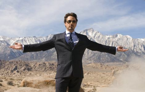 A base de pel·lícules, Downey Jr. s'està convertint en un autèntic Tony Stark.
