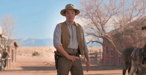 Seth MacFarlane és el protagonista absolut de la pel·lícula.