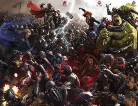 L'aparició d'Ultron, creat per Iron Man, desequilibrarà la relació entre LOS VENGADORES.
